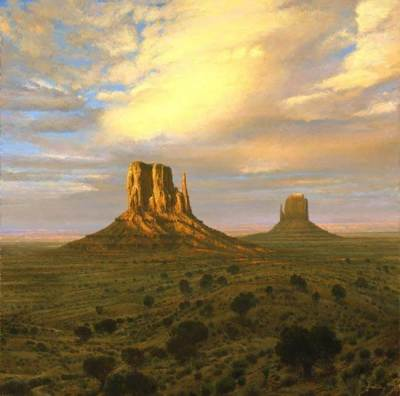 Through the Ages by Curt Walters
