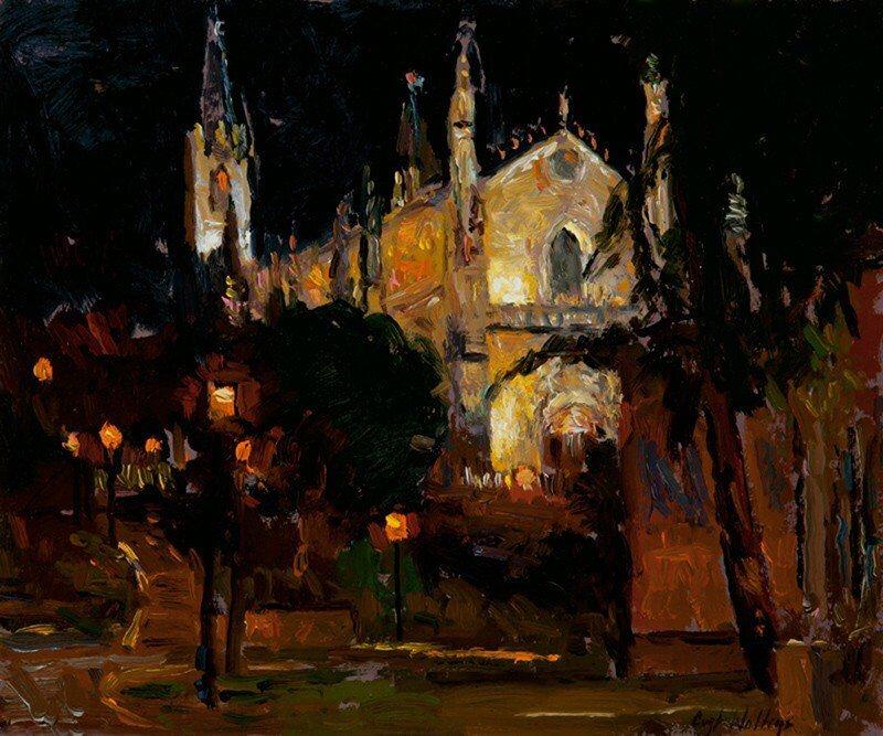 Madrid Nocturne