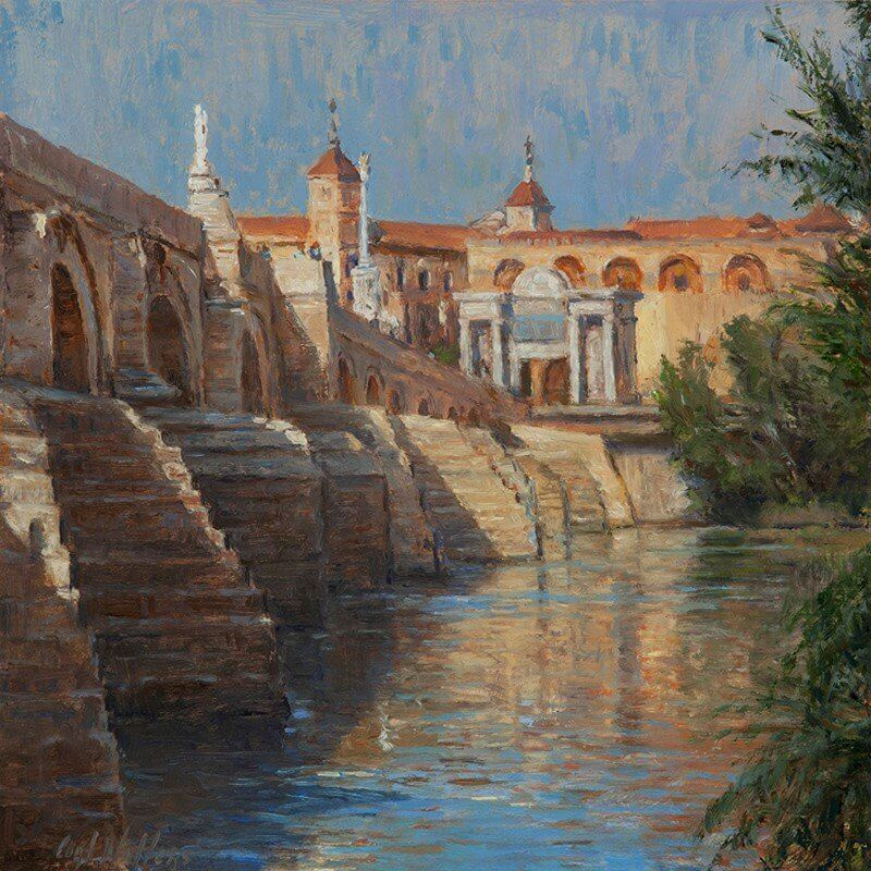 The Roman Bridge, Cordoba