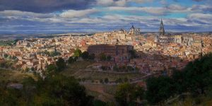 View of Toledo by Curt Walters