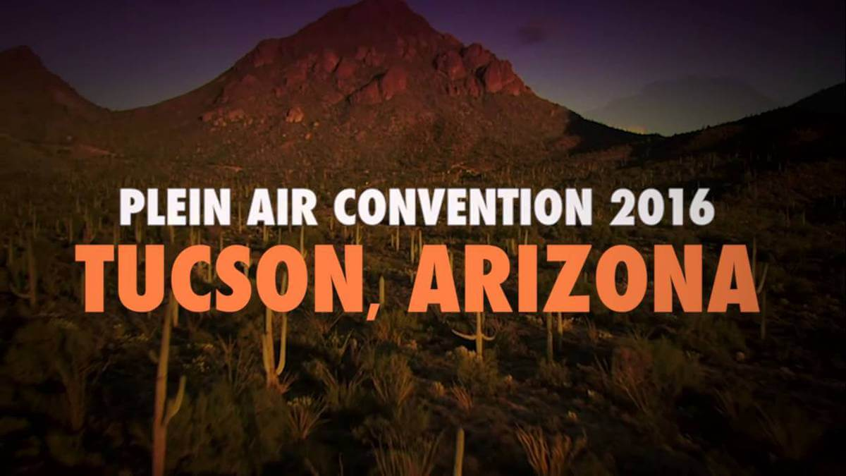 2016 Plein Air Convention and Expo