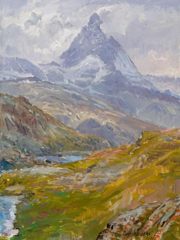 Matterhorn from Gornergrat