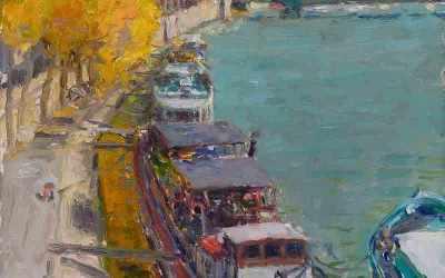 Paris Riverboats