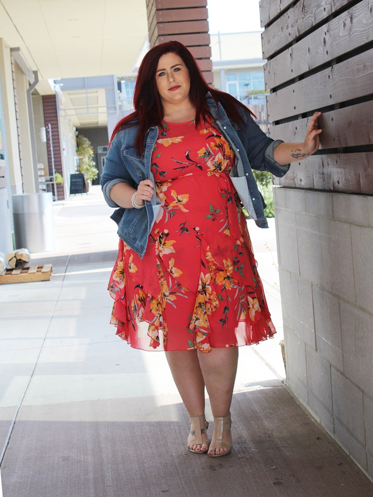The dress barn plus size - Image Of Plus Size Easter And More Look From Dressbarn