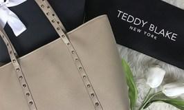 Teddy Blake New York Designer Bag Review
