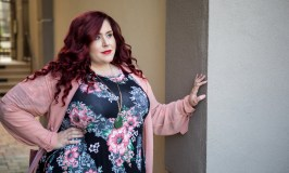 Plus Size Fall Fun with Xehar