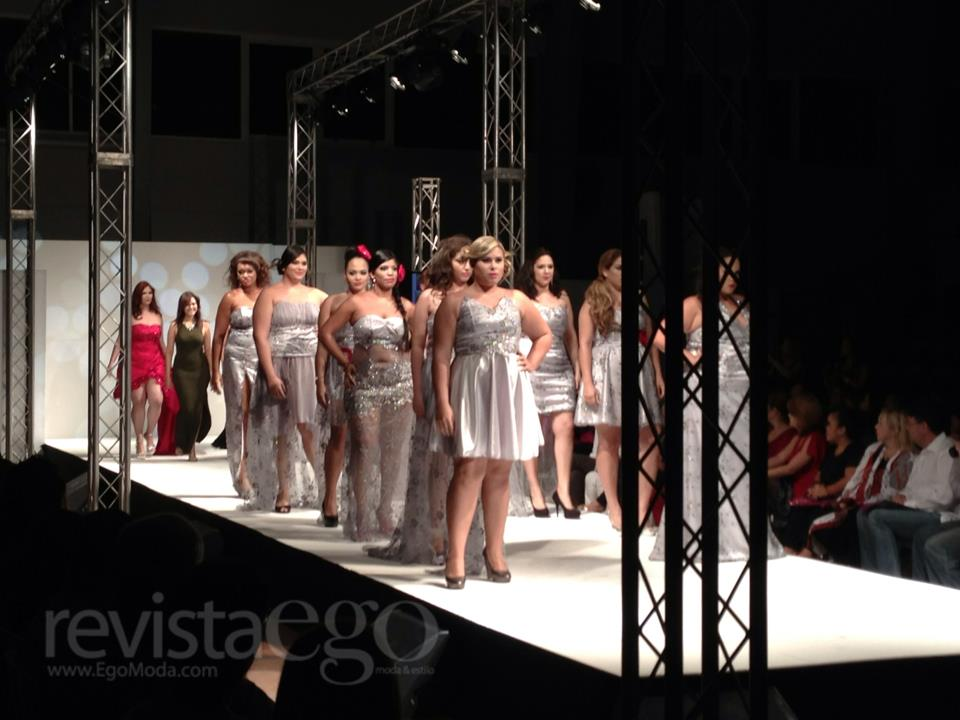 Majestic Curves Fashion Show at South Fashion Week