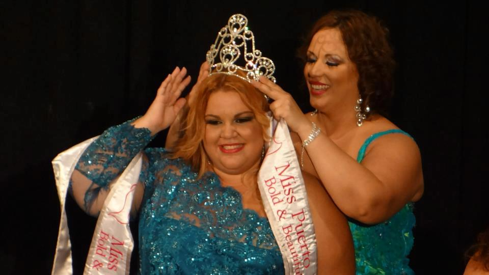 Miss Bold and Beautiful 2012- Shasquia Diaz