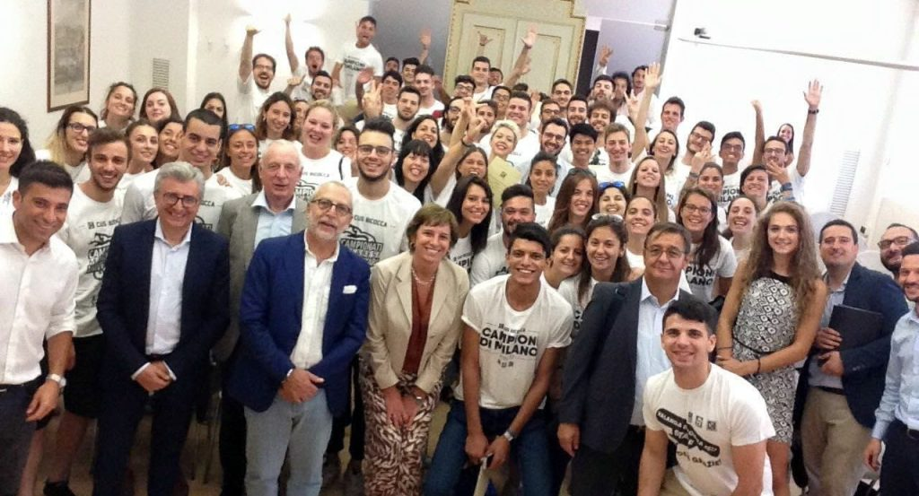 CUS Bicocca - Campioni Universitari di Milano 16/17