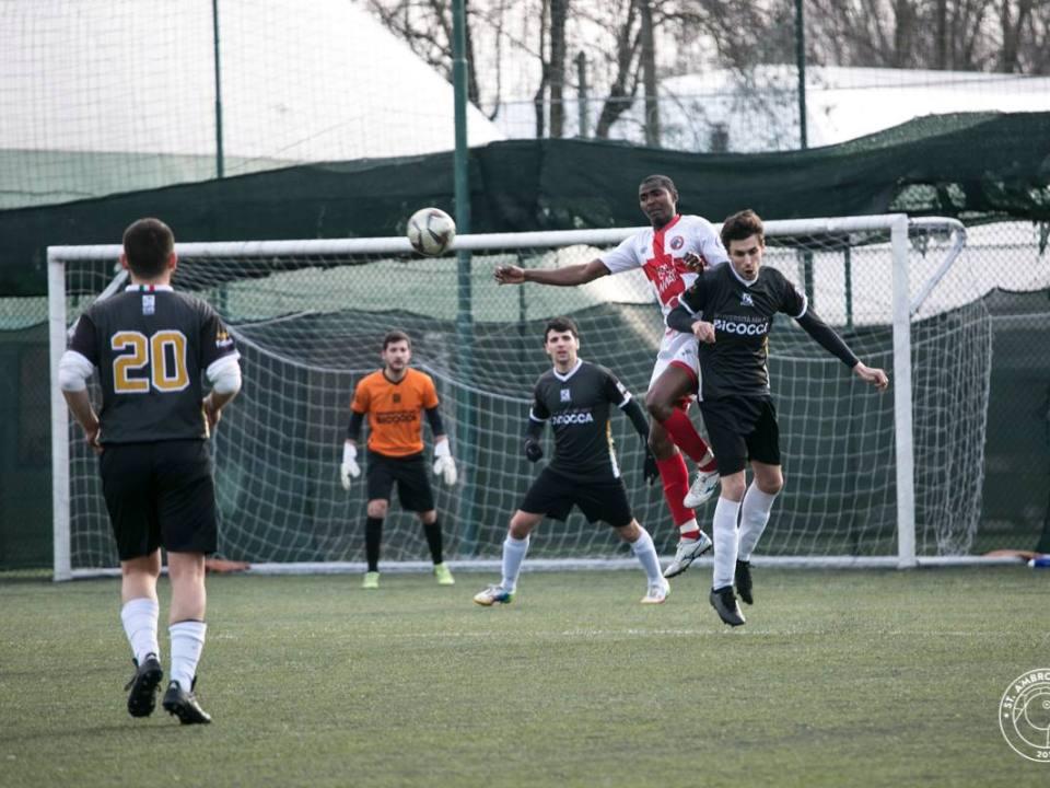 St. Ambroeus FC 1-1 CUS Bicocca - ph. Roberta De Palo