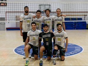 Volley maschile universitario 2018/19 - CUS Bicocca