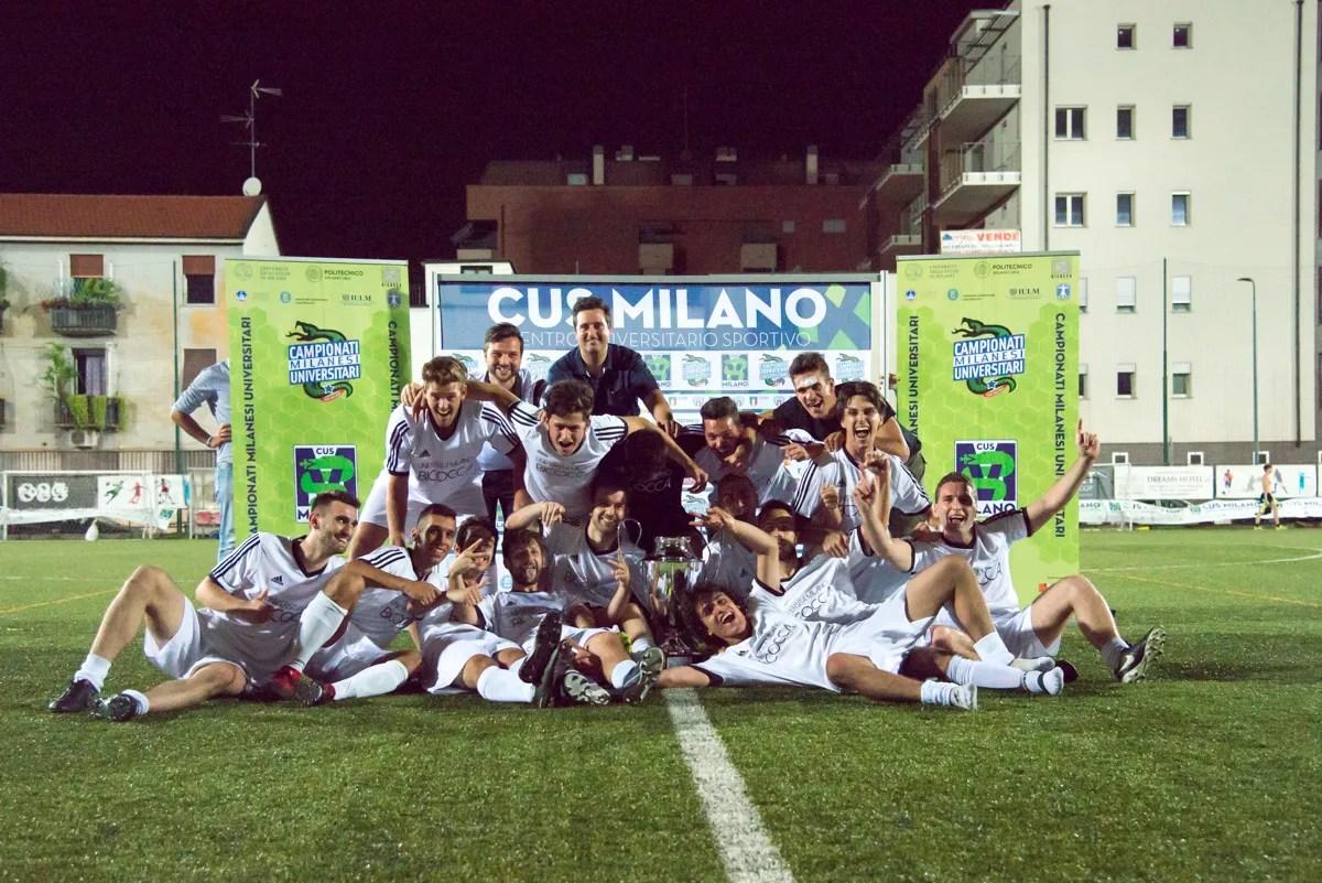 Calcio Bicocca Campione di Milano 2016/17