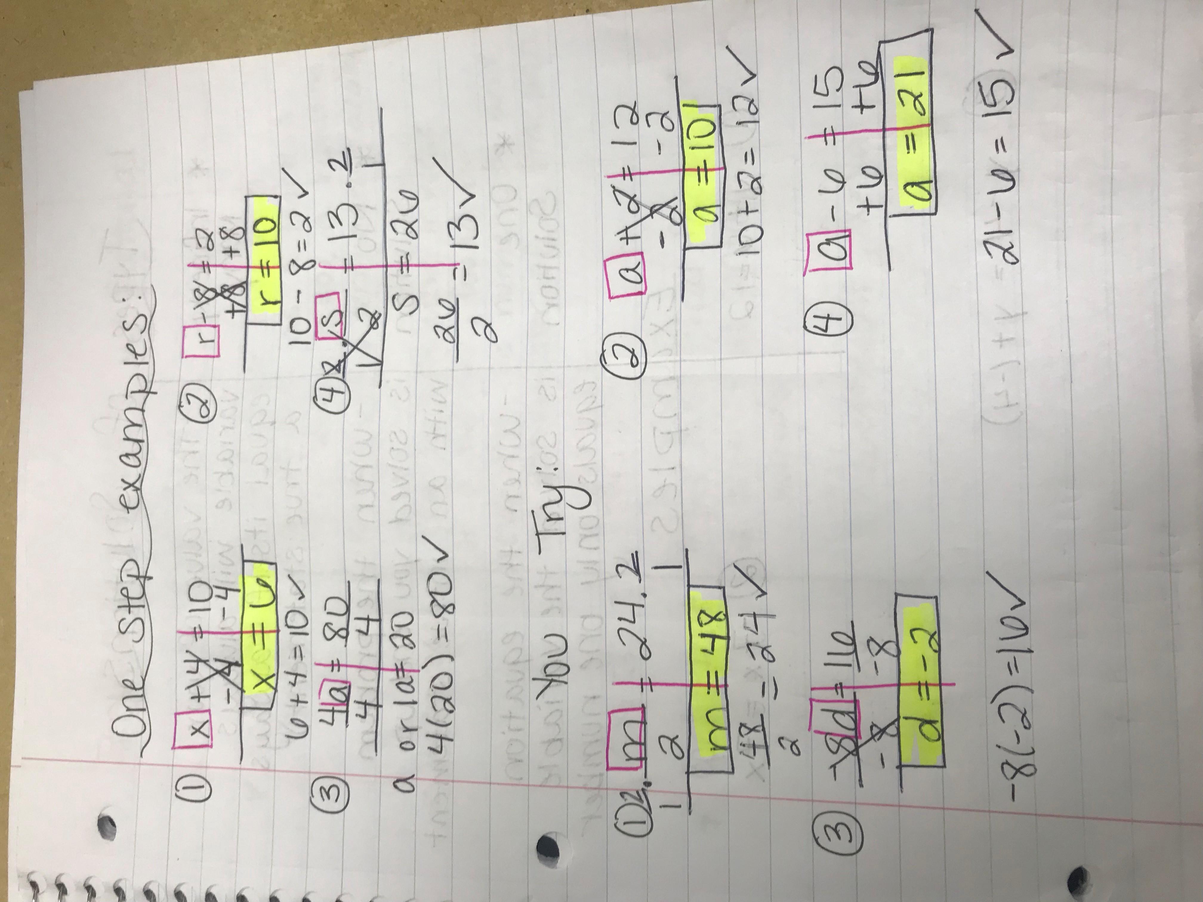 Kraft Alyssa Pre Algebra