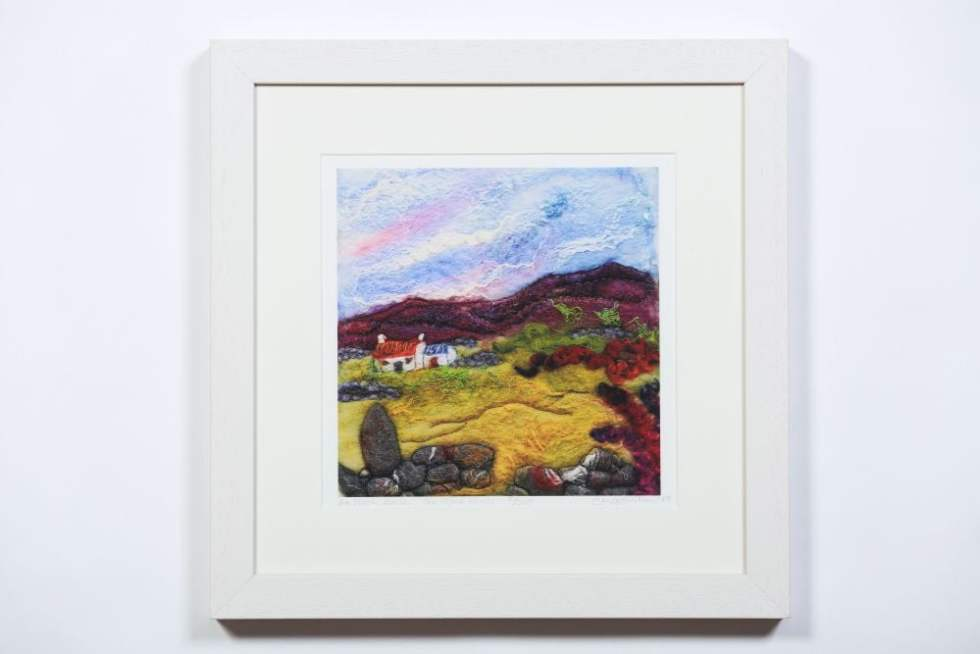 Artistic inspiration from the Ring Of Gullion AONB