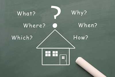 住宅ローンの種類・機関