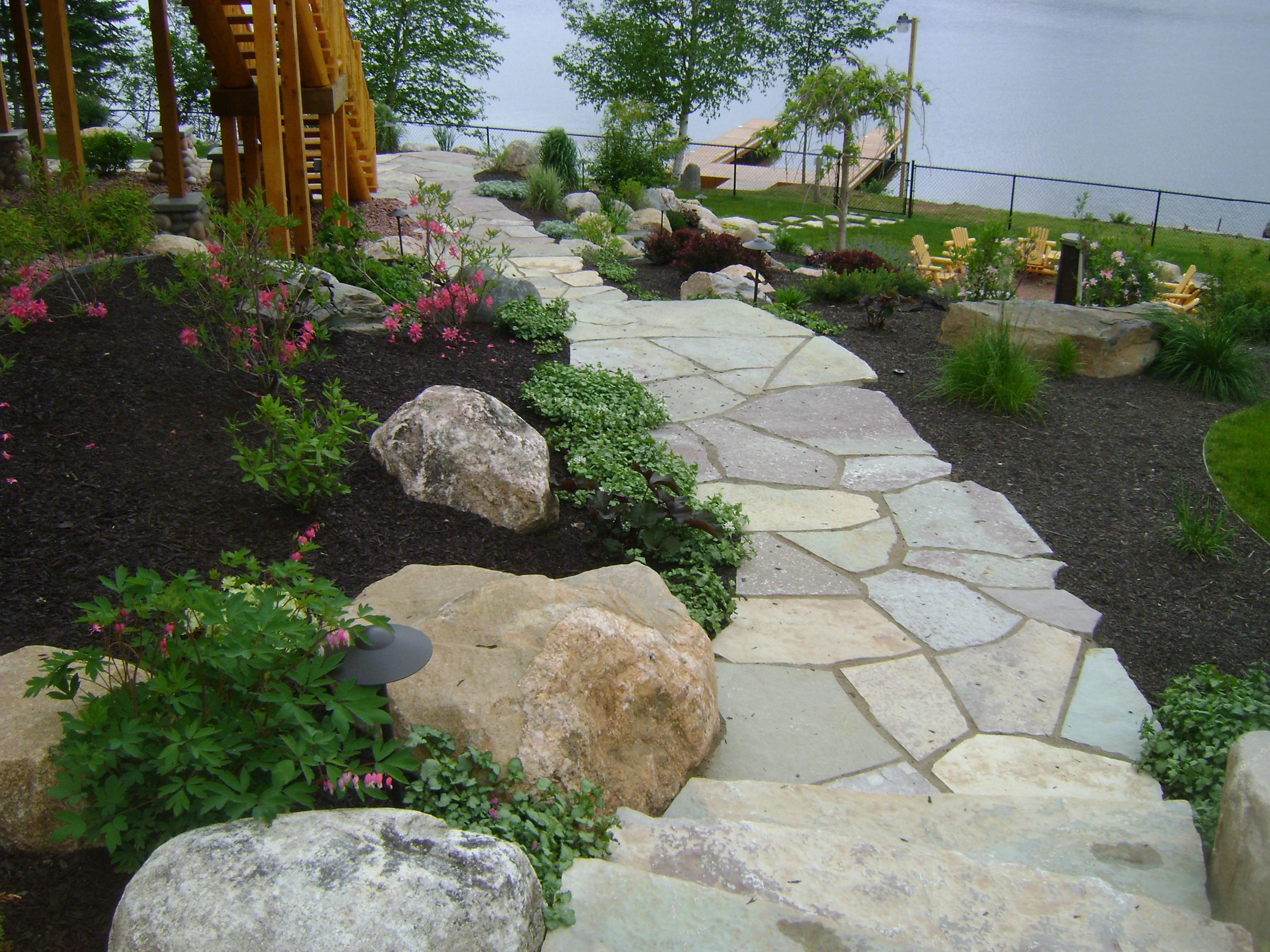 Garden Design Features