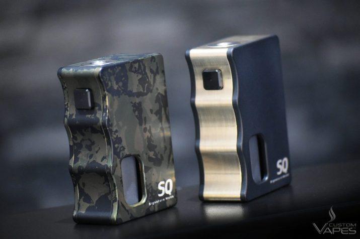 SQ Mod Camo Brass