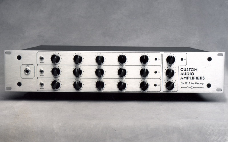 Image result for bradshaw 3 channel preamp