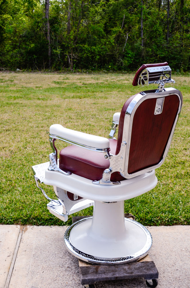 Theo A Kochs Custom Barber Chairs And Restorations