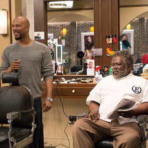Custom barber chairs