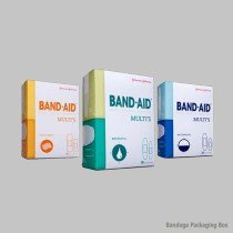 Bandage Packaging Boxes UK