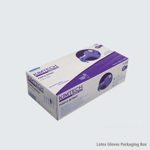 Latex Gloves Packaging Boxes