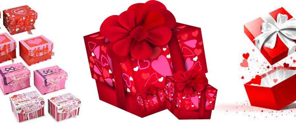Valentine day Gift boxes - Valentine day Gift boxes