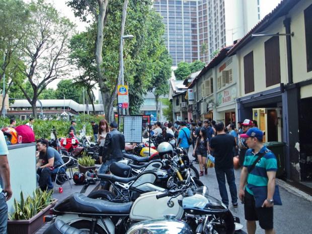 Ride Free 2015 Bali Lane
