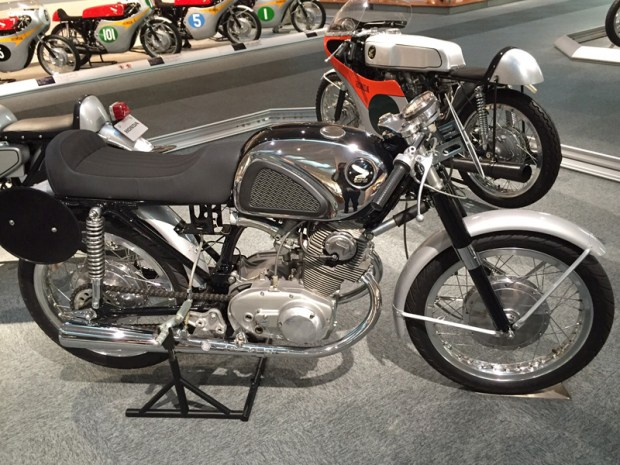 honda classic racer motorcycles