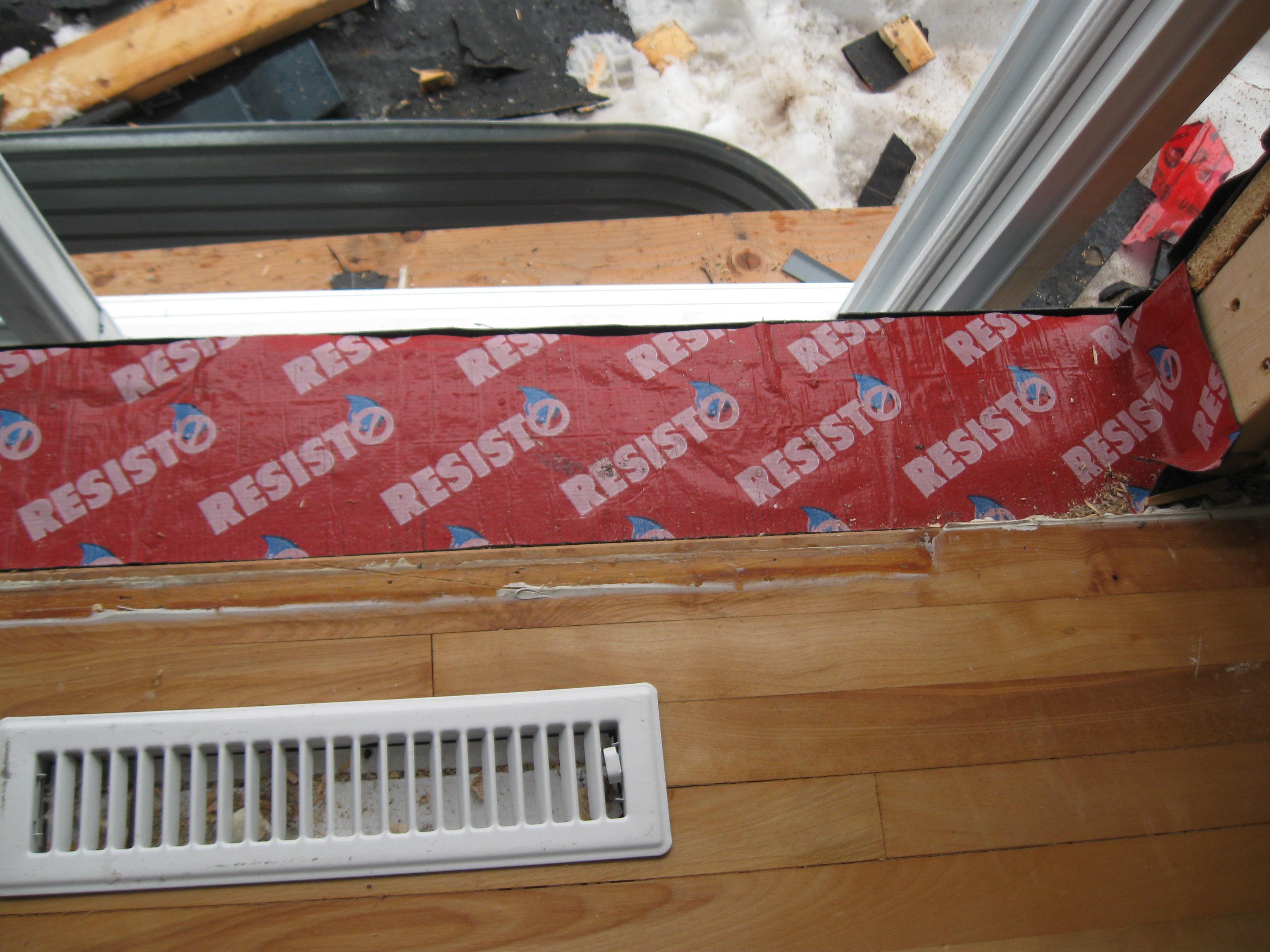patio doors custom construction