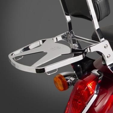national cycle paladin sissy bar backrest luggage rack fits all paladin sissybars