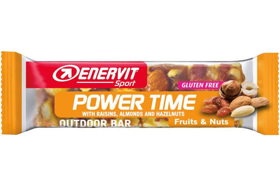 Enervit PowerTime Peanuts Fruits
