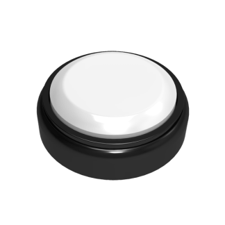 The Original Custom Easy Button Surprise, has 10 seconds of Re-Recordable Sound