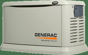 Generac authorized dealer. Generator installation and generator repair.