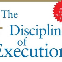 Why you need the 4 Disciplines of Execution in Analytics