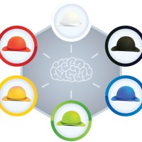 Could your team think better by using these six thinking hats?