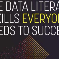 What you can learn from 'Be Data Literate' for your own campaign