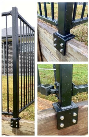Wall Mount Posts