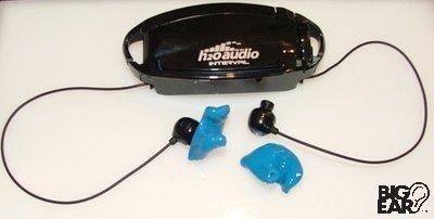 Custom Bluetooth Waterproof H2O Audio Adapters