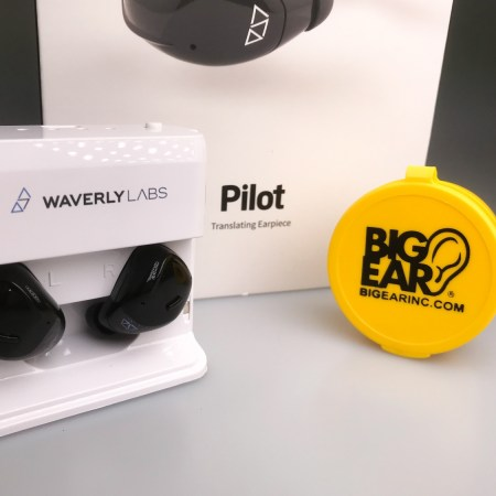 Waverly Labs Pilot Translating Earpiece 4