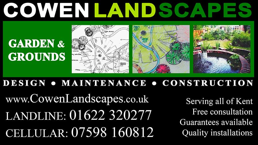 Landscaping in Kent