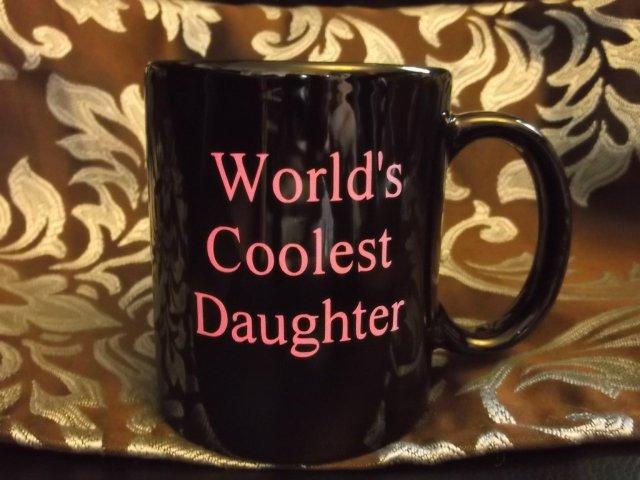Worlds Coolest Daughter