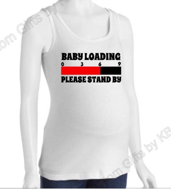 loading baby
