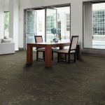 Bolyu Commercial Carpet Sawgrass installed in apartment.