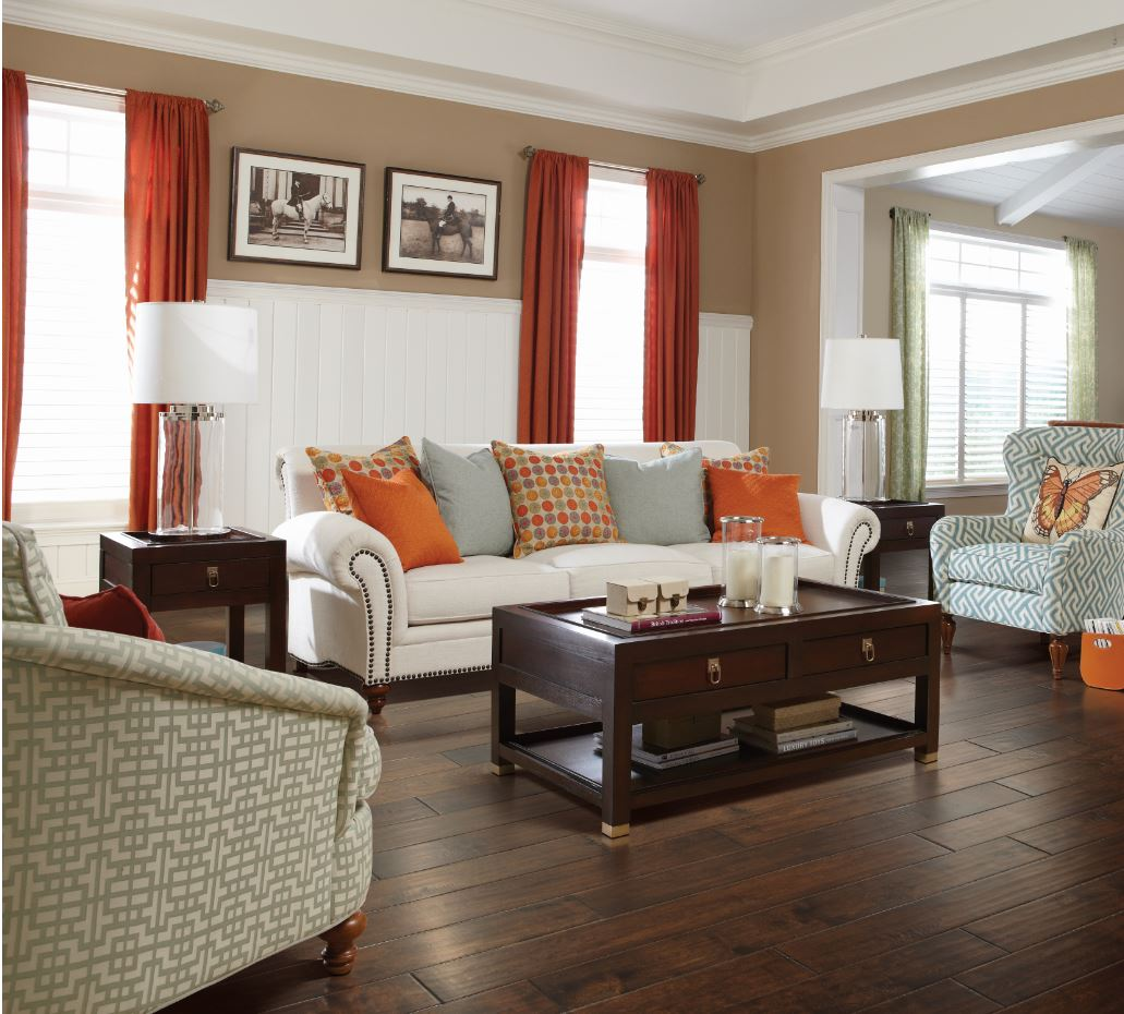 Mohawk Waverton Birch Hardwood in Tobacco WEK28-97