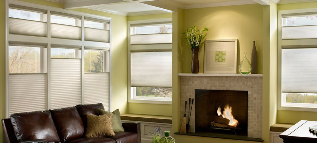 Hunter Douglas Energy Efficient Architella Shades