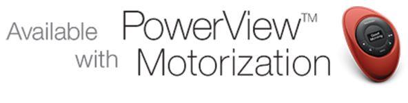 PowerView™ Motorization
