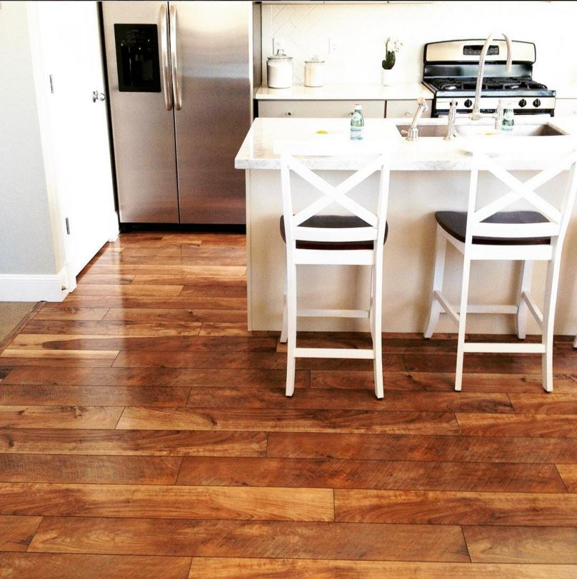 Mannington Laminate in Chateau