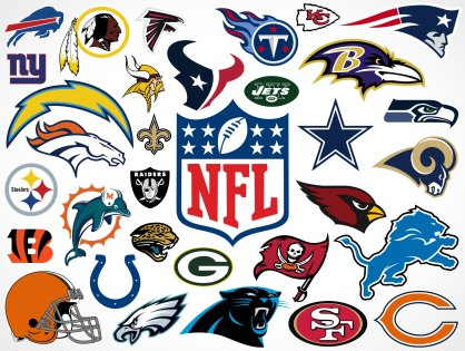 NFL Team Logos