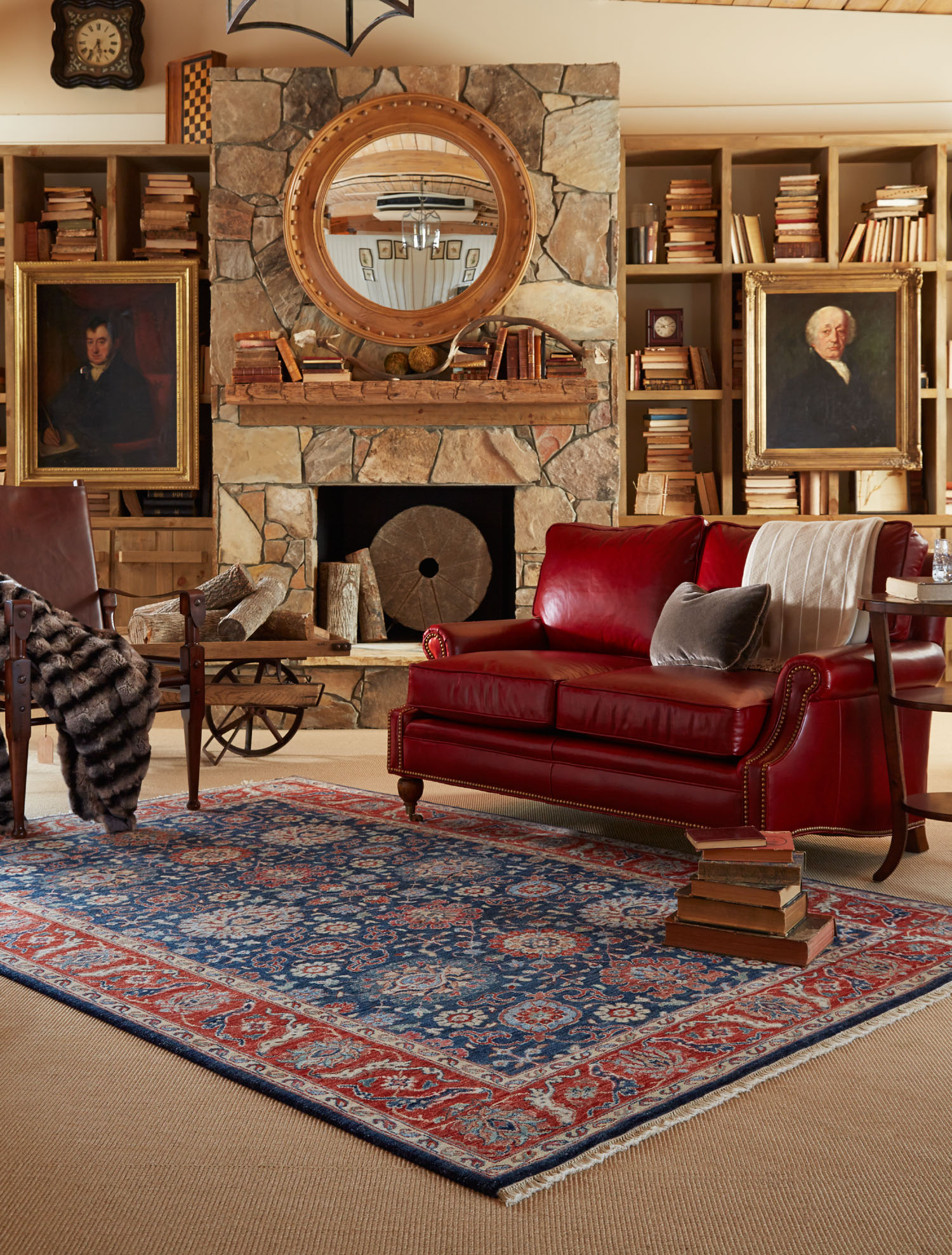 Area Rugs @ Custom Home Interiors